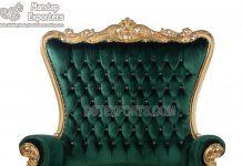 Wedding Reception Stage Throne Sofa for Bride Groom